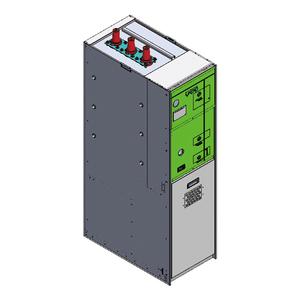 ELN-12型環保氣體絕緣全封閉開關櫃