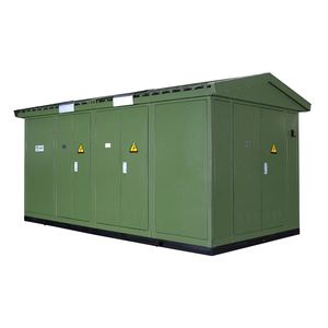 Box Type Substation Model: YB□-12