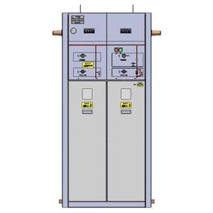 ELE-40.5型SF6氣體絕緣開關櫃